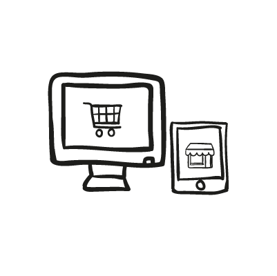 websites and <br> e-commerce