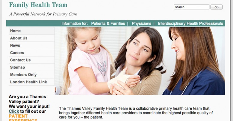 Thames Valley Health Team