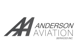 Anderson Aviation Logo Design